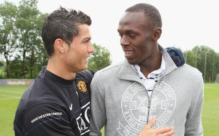 Usain Bolt: 'Nếu MU cần tôi bây giờ, tôi tới ngay' - ảnh 2