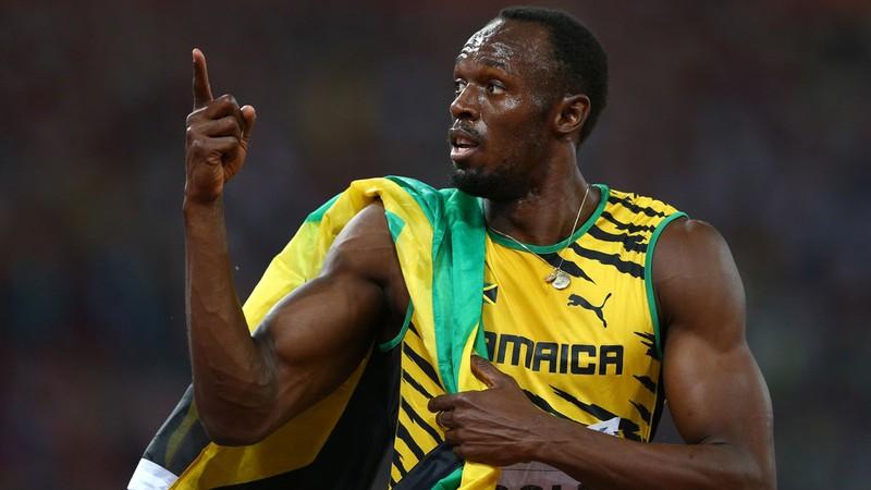 Usain Bolt: 'Nếu MU cần tôi bây giờ, tôi tới ngay' - ảnh 1