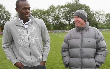 Usain Bolt: 'Nếu MU cần tôi bây giờ, tôi tới ngay' - ảnh 3