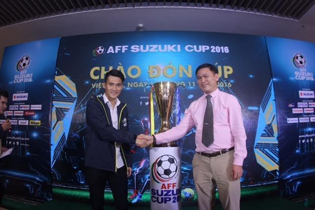 Mong cúp vàng AFF trở lại Việt Nam lần nữa - ảnh 1