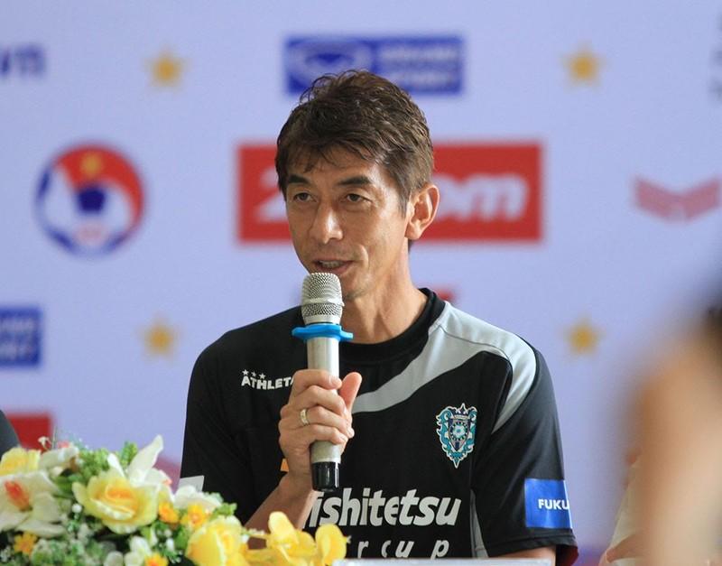 Trận Việt Nam- Avispa Fukuoka sẽ là trận cầu cống hiến - ảnh 2