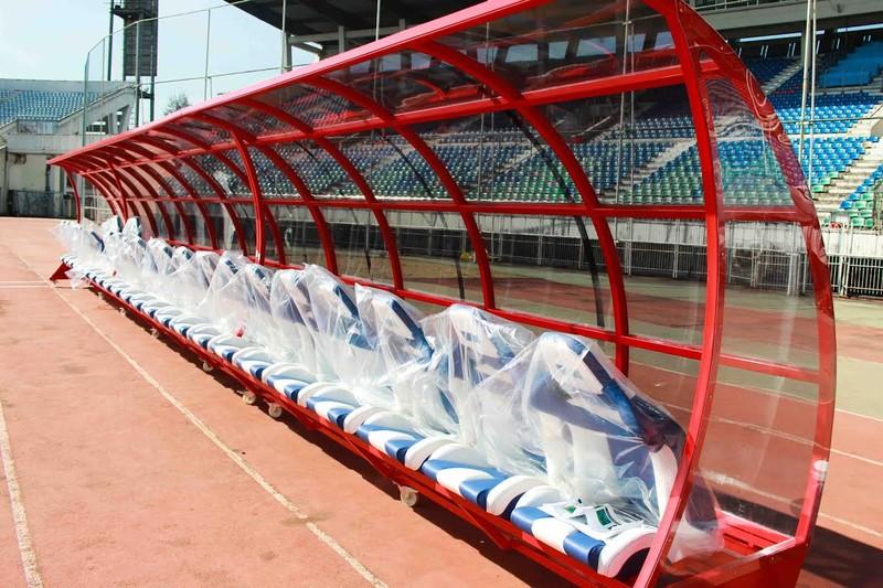 Ghế xịn Ngoại hạng Anh… đến AFF Suzuki Cup - ảnh 3