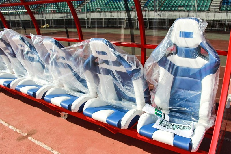 Ghế xịn Ngoại hạng Anh… đến AFF Suzuki Cup - ảnh 2