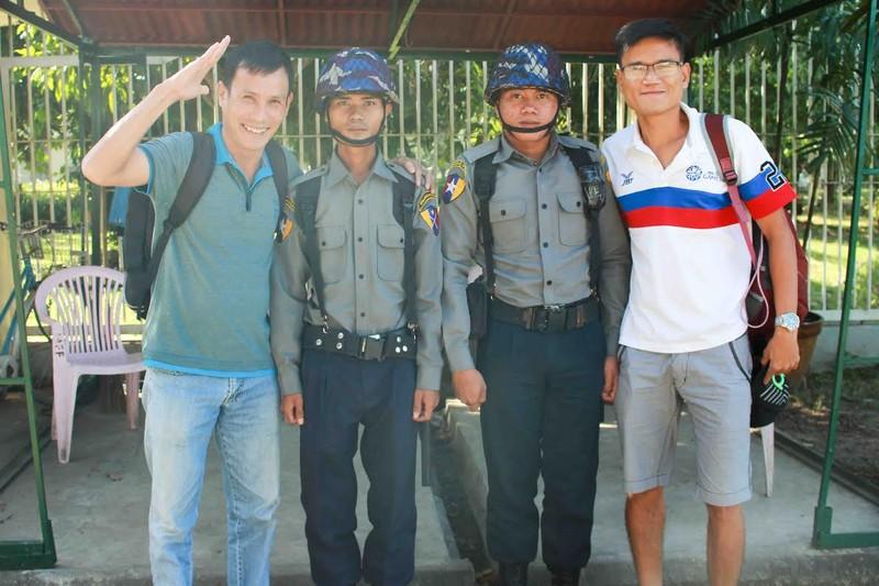 Nổ bom ở Yangon, AFF Cup rơi vào cảnh báo động - ảnh 1