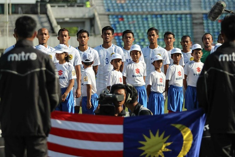 Tuyển Malaysia có thể bị FIFA loại khỏi AFF Cup 2016 - ảnh 1