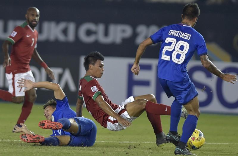 'Nắn gân' đối thủ của tuyển Việt Nam ở bán kết AFF Cup - ảnh 1