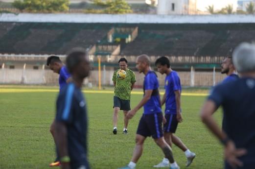An ninh trước trận Myanmar - Malaysia được thắt chặt - ảnh 1