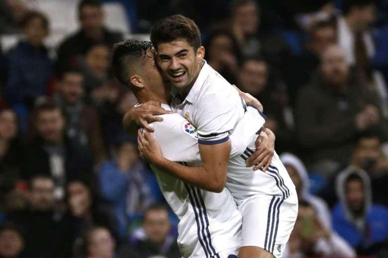 Con trai Zidane ghi bàn tại Cúp Nhà vua - ảnh 1