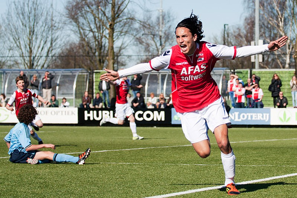 Tuyển Indonesia sắp có tiền đạo 'khủng' từ Ajax - ảnh 1