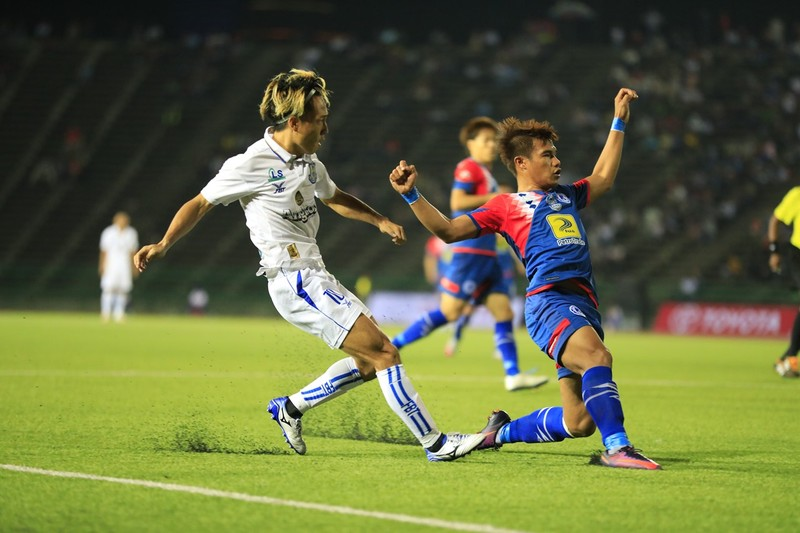 Buriram bảo vệ thành công ngôi vô địch Mekong Cup - ảnh 2