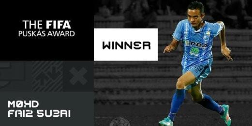 Faiz Subri, cầu thủ Malaysia đã tạo nên lịch sử - ảnh 1