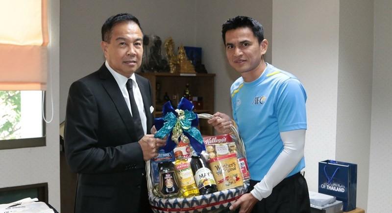 Chủ tịch Somyot: Kiatisak ra đi nếu muốn... - ảnh 1
