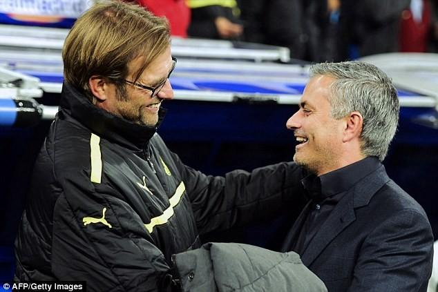 """Mourinho biến Old Trafford thành """"sân khấu của ác mộng"""" - ảnh 1"""