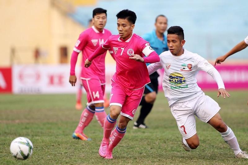 Sài Gòn FC khởi đi cực kỳ ấn tượng - ảnh 1