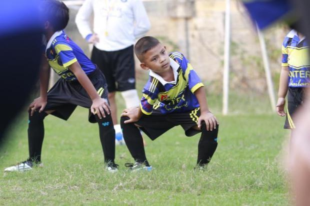 Thái Lan đau đầu với 'thần đồng' bóng đá Nong Pee - ảnh 4