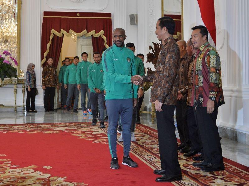 Tổng thống Widodo lệnh mỗi tỉnh 1 sân bóng chuẩn FIFA - ảnh 1