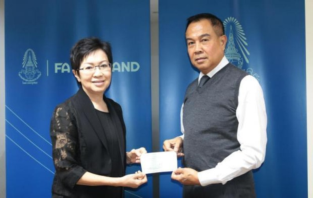 Chủ tịch Somoyt tặng gần một triệu USD cho CLB nghèo - ảnh 1