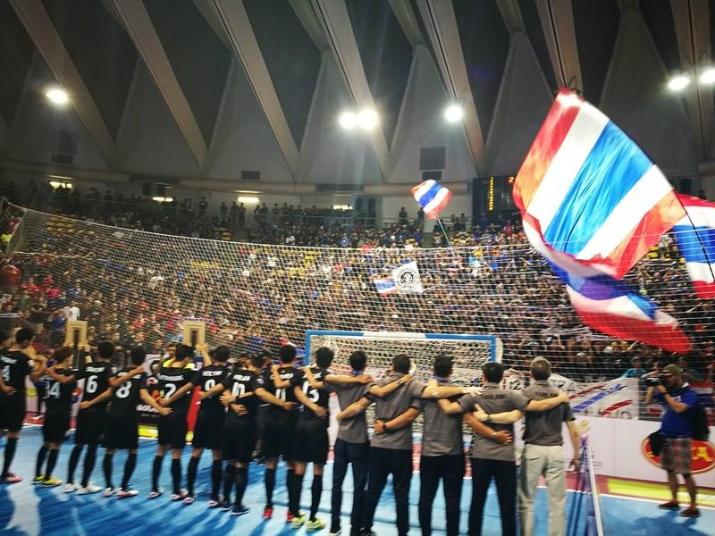 Thái Lan vô địch giải Futsal Đông Nam Á - ảnh 1