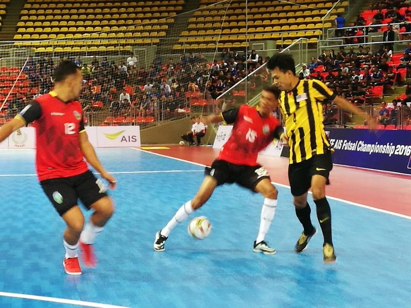 Thái Lan vô địch giải Futsal Đông Nam Á - ảnh 2