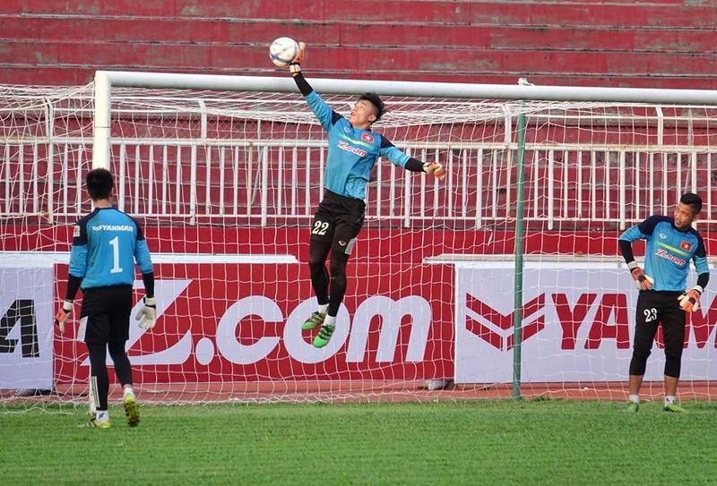 U-22 Việt Nam - U-22 Malaysia: Tôn trọng đối thủ - ảnh 5