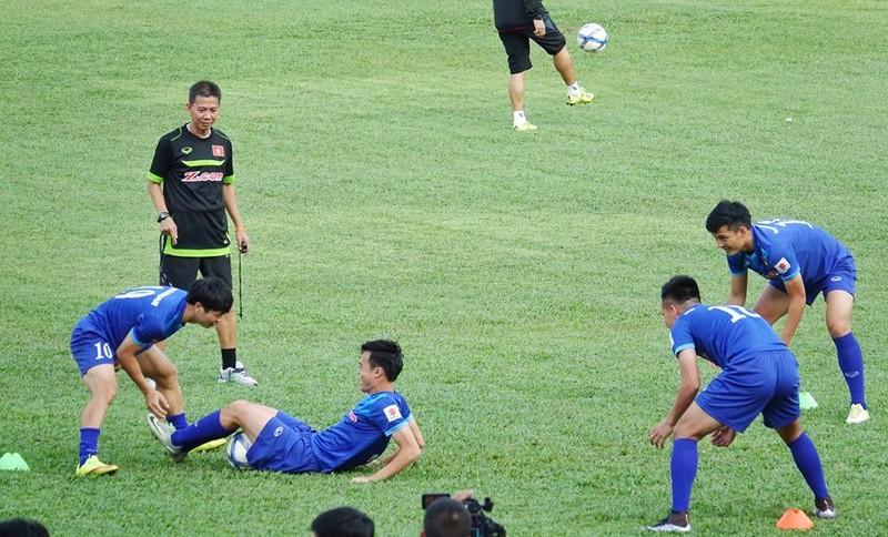 U-22 Việt Nam - U-22 Malaysia: Tôn trọng đối thủ - ảnh 10