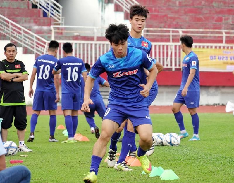 U-22 Việt Nam - U-22 Malaysia: Tôn trọng đối thủ - ảnh 2