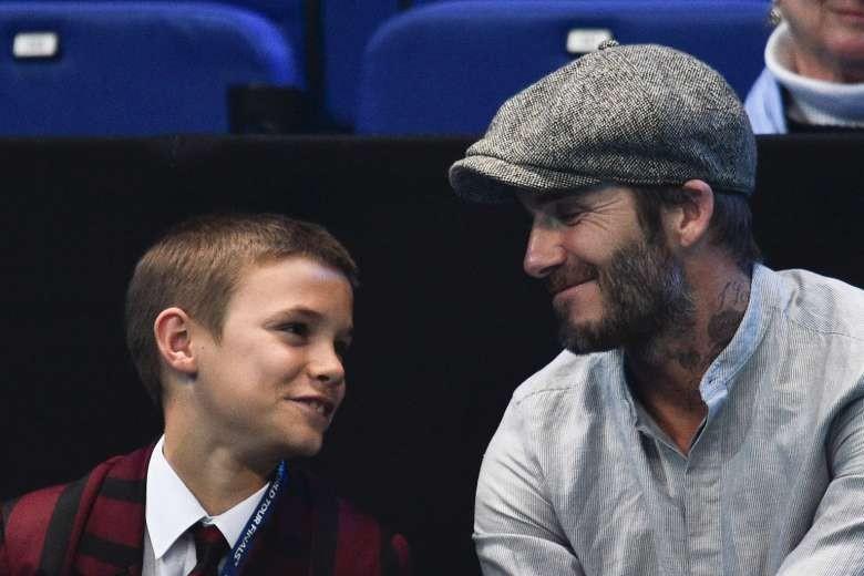 David Beckham, một thần tượng đã sụp đổ? - ảnh 1