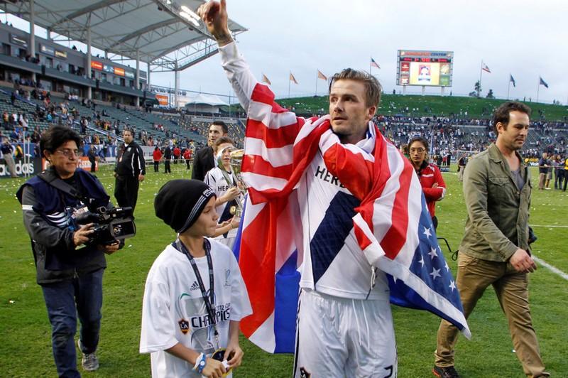 David Beckham, một thần tượng đã sụp đổ? - ảnh 2