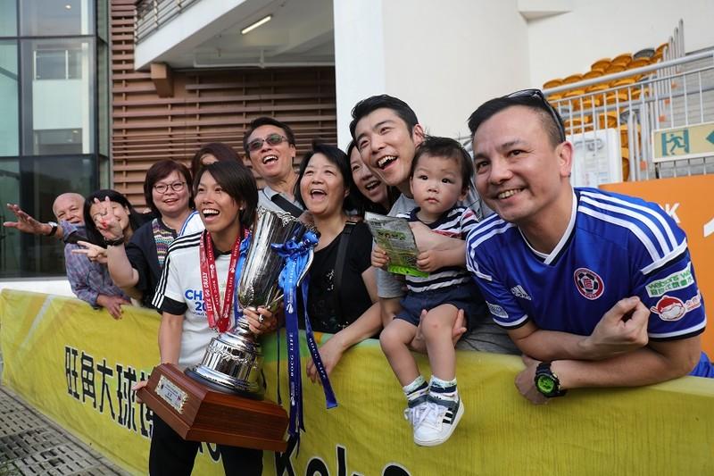 Nữ tướng ở AFC Champions League - ảnh 1
