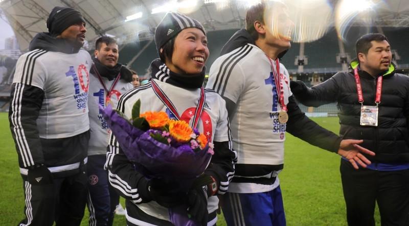 Nữ tướng ở AFC Champions League - ảnh 2