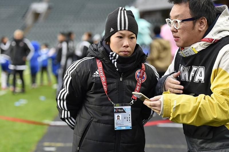 Nữ tướng ở AFC Champions League - ảnh 5