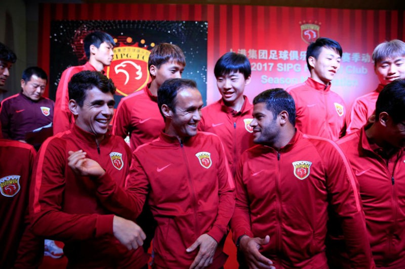 Học trò cưng của Mourinho đến thi đấu ở Trung Quốc - ảnh 1