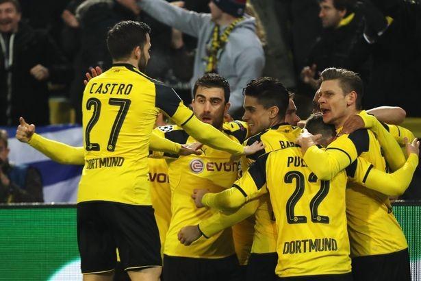 Champions League còn có Dortmund chứ đâu mỗi Barca - ảnh 1
