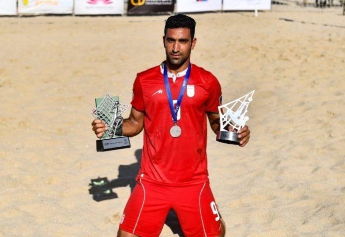 Mokhtari vua phá lưới và cầu thủ xuất sắc nhất châu Á của tuyển Iran