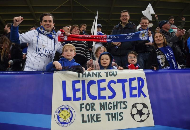 Mourinho,Pep,Wenger,Pochettino 'xách dép' cho Leicester - ảnh 1