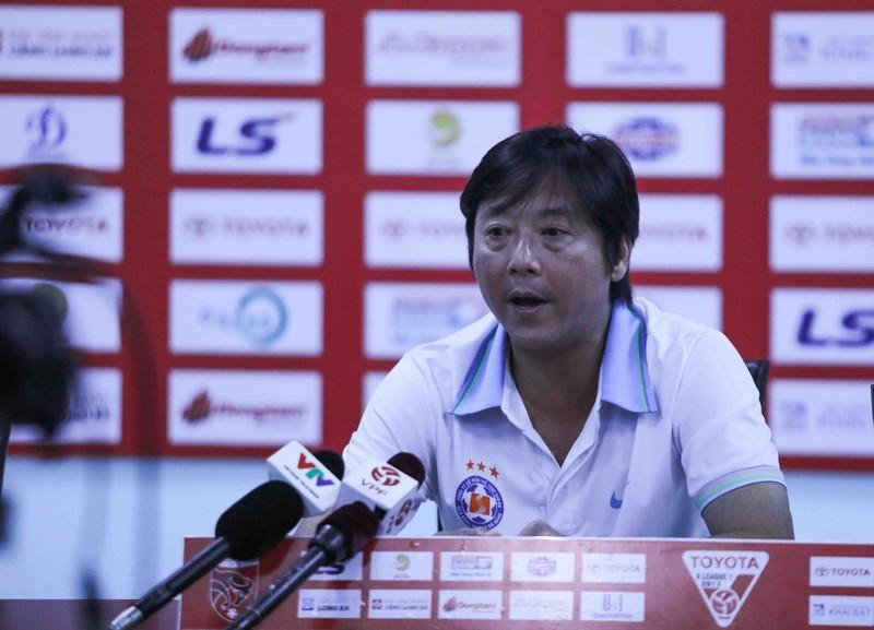 Huỳnh Đức lo Đức Chinh 'lạc' điểm rơi tại World Cup - ảnh 2