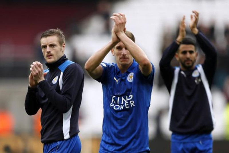 Leicester City tiếp tục bay cao - ảnh 1