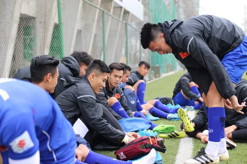 Đội tuyển Việt Nam tại Dushanbe: Ấm cúng như ở nhà - ảnh 6
