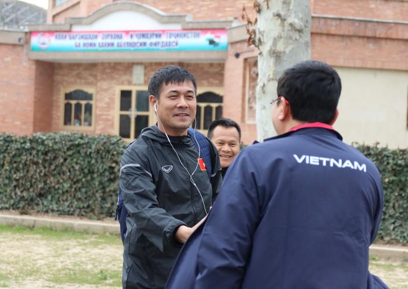 Đội tuyển Việt Nam tại Dushanbe: Ấm cúng như ở nhà - ảnh 3