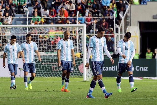 Messi chửi trọng tài,Argentina có thể lỗi hẹn World Cup - ảnh 1