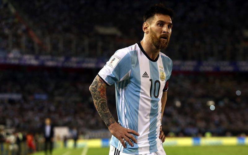 Messi chửi trọng tài,Argentina có thể lỗi hẹn World Cup - ảnh 2