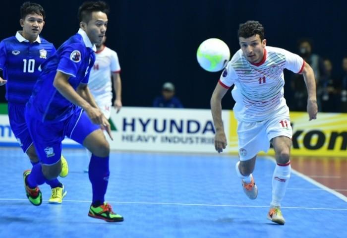 Việt Nam vào nhóm hạt giống số một U-20 Futsal châu Á - ảnh 1