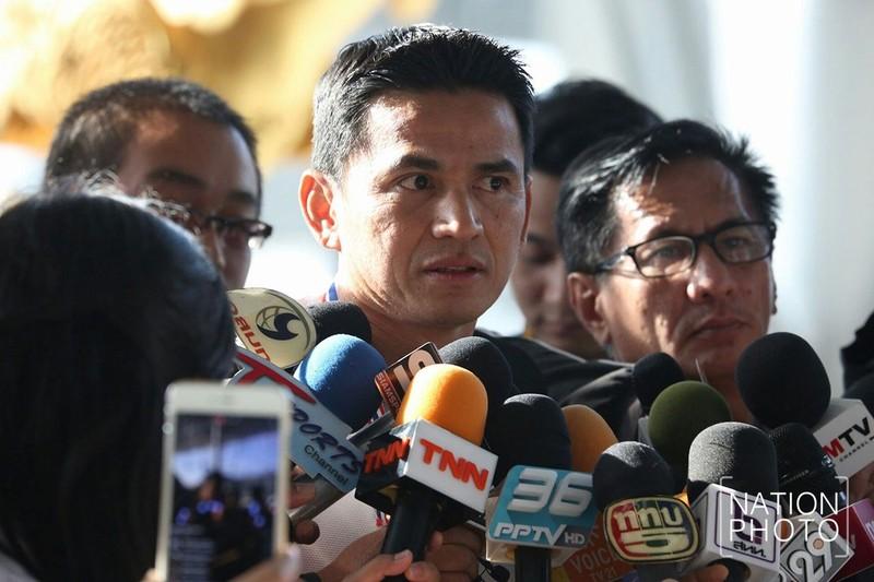 Kiatisak: Tôi sẵn sàng nếu bị trảm nhưng không từ chức - ảnh 2
