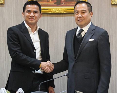 Kiatisak từ chức HLV tuyển Thái Lan - ảnh 2