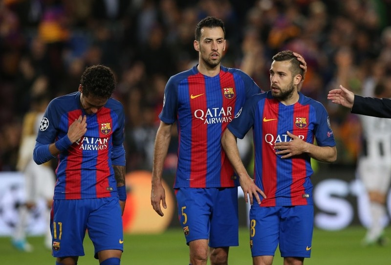 Barcelona quên nỗi đau dồn sức cho El Clasico - ảnh 1