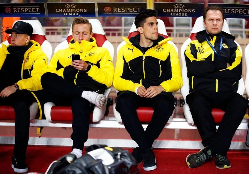 Đối thủ của U-20 Việt Nam lại đốt lưới Dortmund - ảnh 3