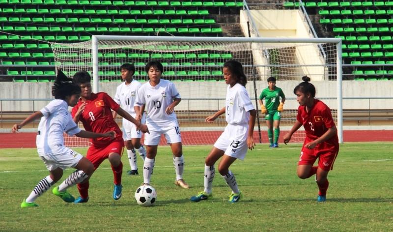 U-15 Việt Nam chia tay ngay sau vòng bảng - ảnh 1