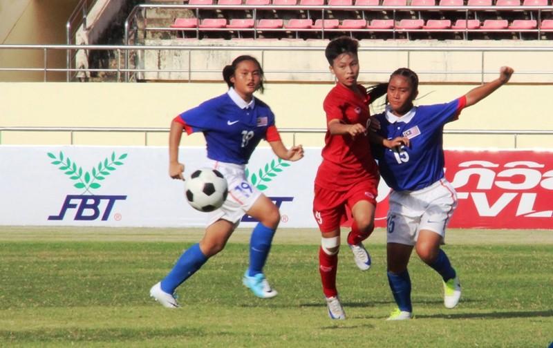 U-15 Việt Nam chia tay ngay sau vòng bảng - ảnh 3