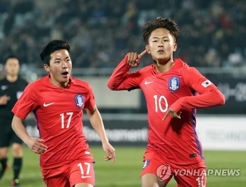 Hàn Quốc thắng Uruguay, Maradona khen Messi Hàn hết lời - ảnh 3