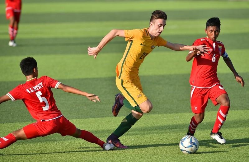U-15 Việt Nam sẽ dùng đội hình hai đấu U-15 Đông Timor? - ảnh 1